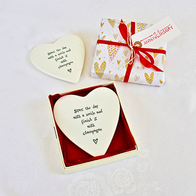 Smile & Drink Champagne Coasters ~ boxed & gift wrapped