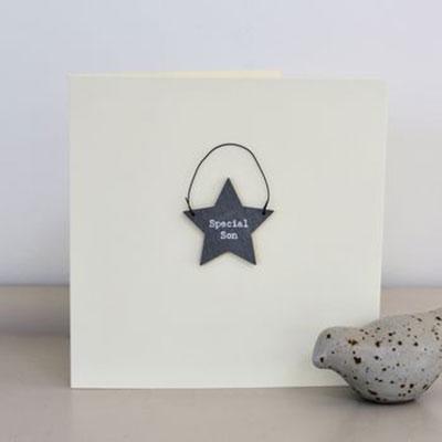 Special Son Handmade Card