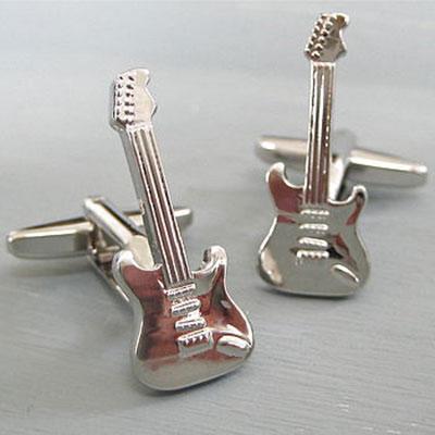 Guitar Cufflinks