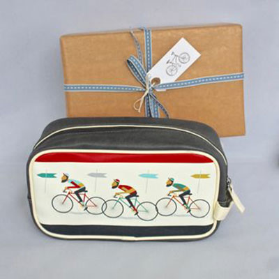 Bicycle Wash Bag ~ Boxed & Gift Wrapped
