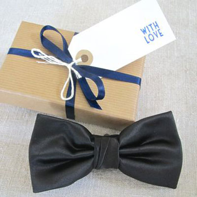 Bow Tie ~ Boxed & Gift Wrapped