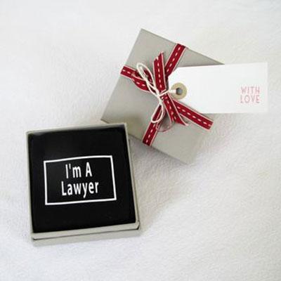 Trust Me, I'm a Lawyer Socks